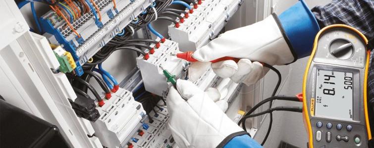 Проведення електровимірювальних робіт